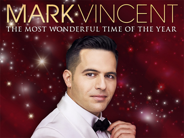 Mark Vincent The Most Wonderful Time Of The Year