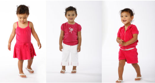 Marquise Summer Kids Clothing Range 08/09