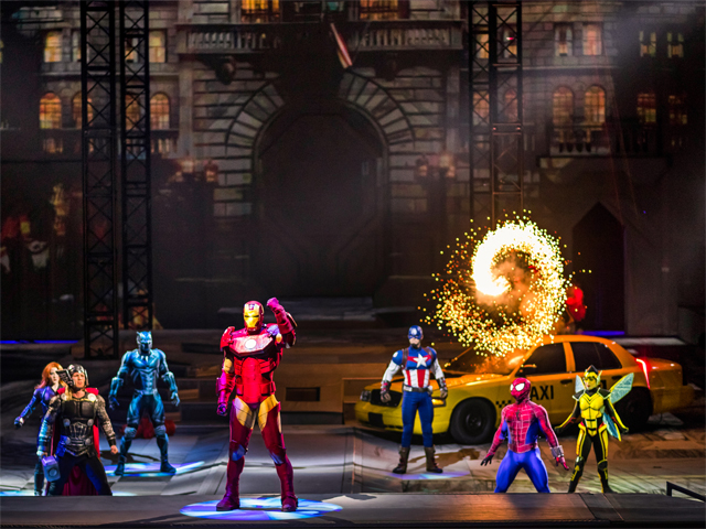 Win Marvel Universe LIVE!