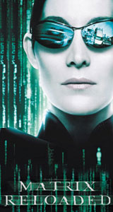 Carrie-Anne Moss Matrix Reloaded