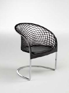 Matteograssi Areté Chair by Franco Poli