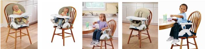 Charmant Fisher Price Has The Best High Chair For Small Spaces!