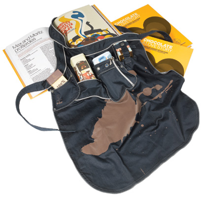Max Brenner's Chocolate Surprise Pocket Apron