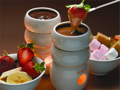 Brisbanites Relish New Max Brenner Chocolate Bar Opening