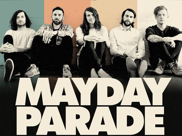 Mayday Parade Welcome To Sunnyland Tour
