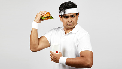 Dilruk Jayasinha – Cheat Day(s)