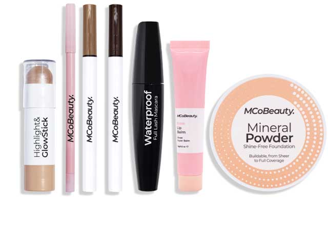 Win a MCoBeauty x Angie Kent Makeup Pack