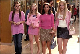 Linday Lohan Mean Girls