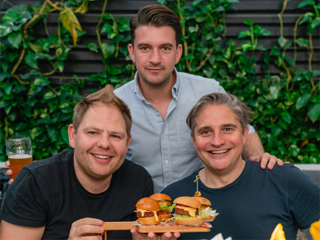 Will Stewart and Steve Flood Meatless Meat Interview