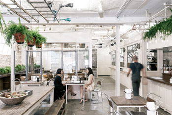 Meatworks Opens in South Melbourne