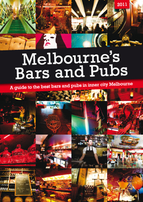 Melbourne's Bars and Pubs 2011