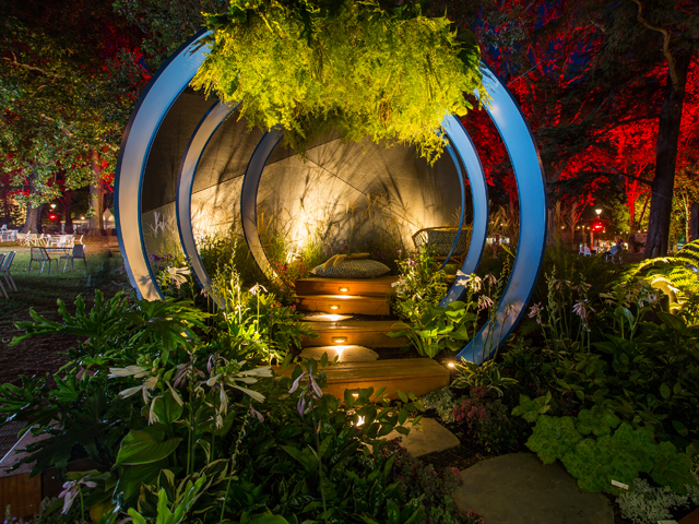 the melbourne international flower and garden show