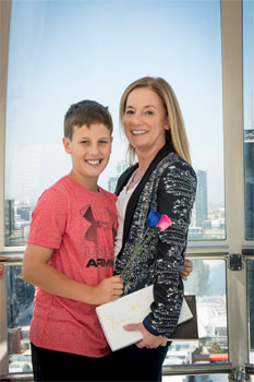 Fly High With Mum This Mother's Day on Melbourne Star
