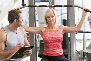 Exercise Is Key For Menopausal Women
