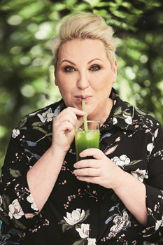 Meshel Laurie Biggest Women's Health Check Interview