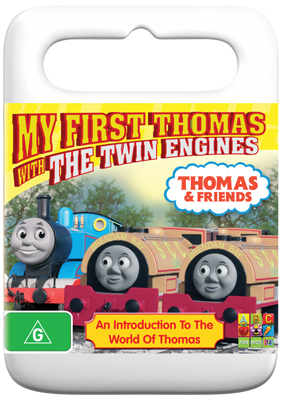 My First Thomas with the Twin Engines DVD