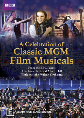 Celebration of Classical MGM Musicals