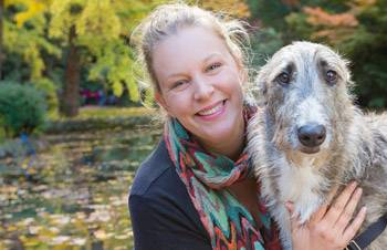 Mia Cobb Dogs Reduce Stress As Hearts Align Interview