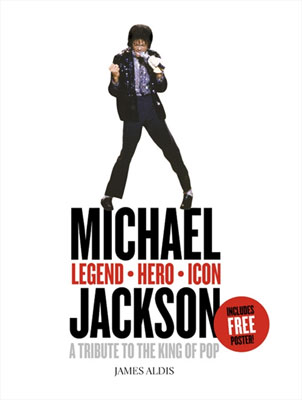 Michael Jackson Legend Hero Icon, A tribute to the King of Pop