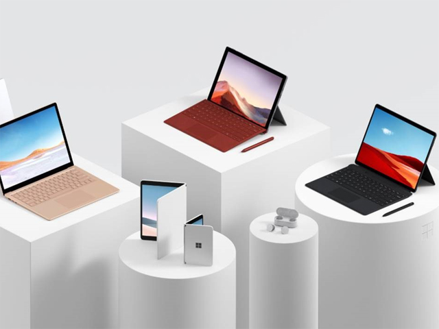 Microsoft Surface 2019