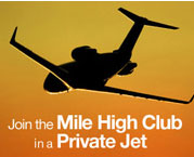 Ever Wanted To Join The Mile High Club?