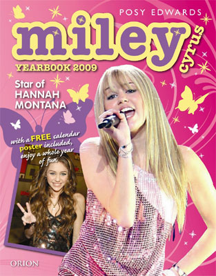 Miley Cyrus Yearbook 2009