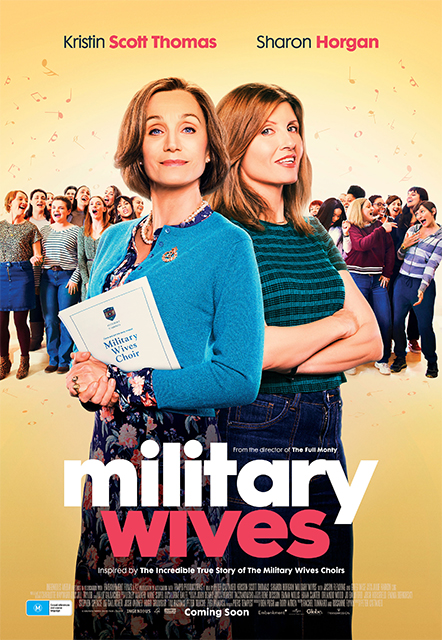 Win Miltary Wives Tickets