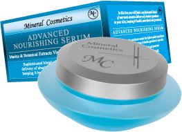 Mineral Cosmetics Advanced Nourishing Serum