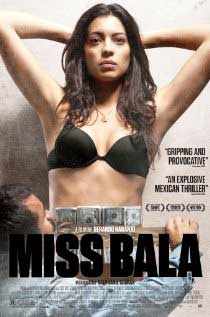 Miss Bala The Bullet Queen DVD