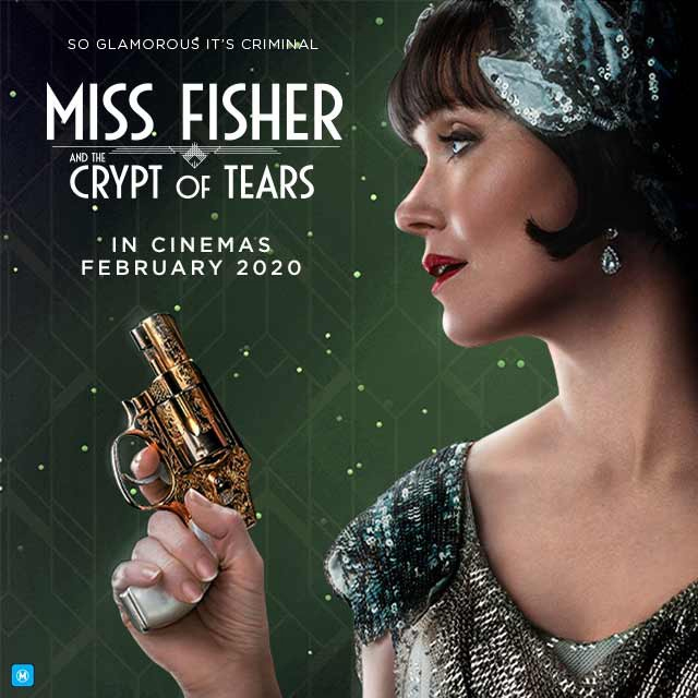 Win Miss Fisher and the Crypt of Tears Tickets