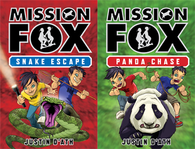 Mission Fox: Snake Escape and Panda Chase