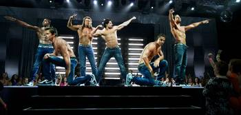 Get Up Close and Personal: Magic Mike XXL Arena Premiere