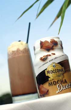 Chill this Summer with Moccona Mocha Duet
