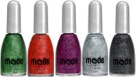Mode Glitter Nail Colour