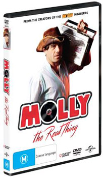 Molly: The Real Thing DVD