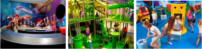 Monkey Mania - the play centre for ALL ages!