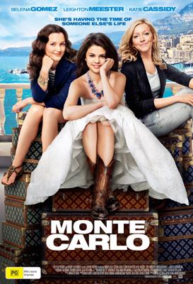 Selena Gomez, Leighton Meester, Katie Cassidy Monte Carlo Interview