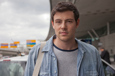 Cory Monteith Monte Carlo Interview