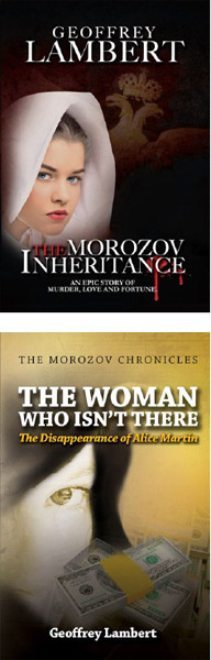 The Morozov Inheritance & The Woman Who Isn't There