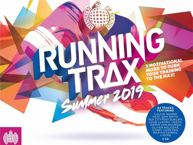 Ministry Of Sound Australia Running Trax Summer 2019
