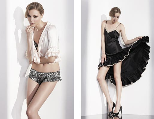 Moss & Spy Debut Lingerie Collection