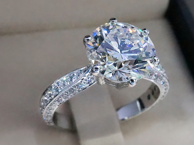 The Most Expensive Engagement Rings Worn By Women