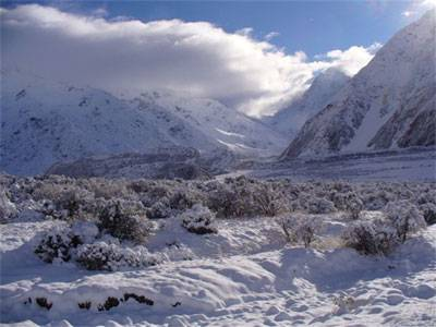 Escape to New Zealand's Winter Wonderland