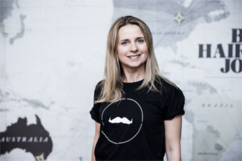 Charlotte Webb Movember Interview