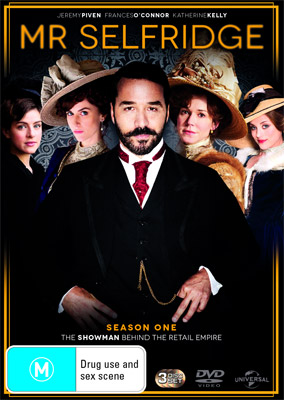Mr Selfridge Season One DVD