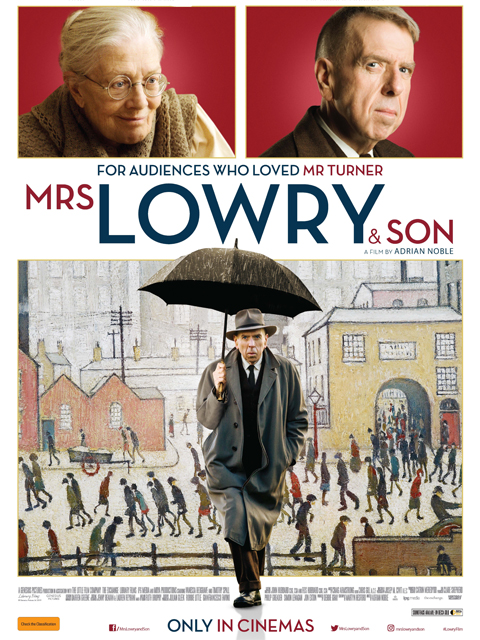 Win Mrs Lowry & Son Tickets