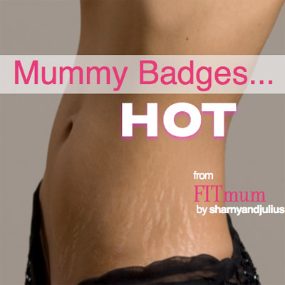 Mummy Badges