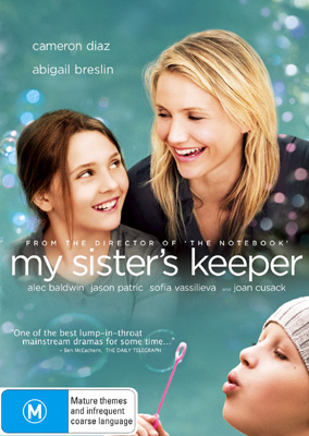 My Sisters Keeper DVDs