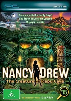 Nancy Drew The Creature of Kapu Cave