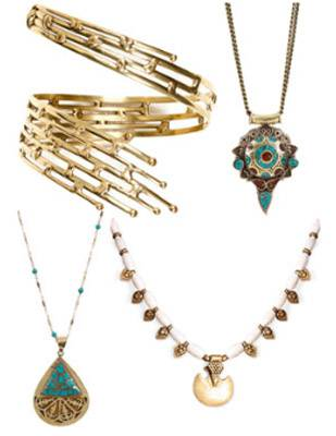 Contrarian New York, Natalie B and Tiger Lily Jewellery
